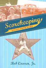 Scorekeeping:  Essays from Home