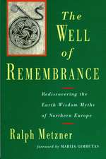 The Well of Remembrance:  Rediscovering the Earth Wisdom Myths of Northern Europe