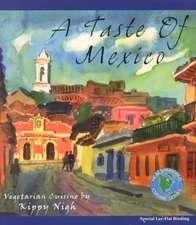 A Taste of Mexico:  Vegetarian Cuisine