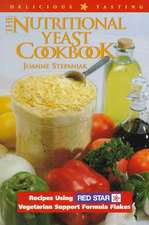 The Nutritional Yeast Cookbook:  Featuring Red Star's Vegetarian Support Formula Flakes