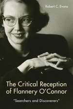 The Critical Reception of Flannery O`Connor, 195 –