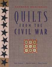 Quilts from the Civil War - Print on Demand Edition