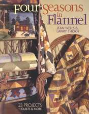 Four Seasons in Flannel - Print on Demand Edition