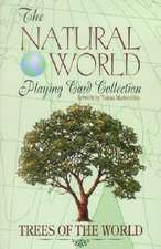 Trees of the World Card Game
