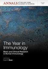 The Year in Immunology: Basic and Clinical Research in Human Immunology, Volume 1285
