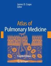 Atlas of Pulmonary Medicine