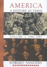America, Volume 2:  A History in Verse