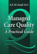 Managed Care Quality