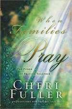 When Families Pray