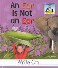 Ear Is Not an Ear:  Checkerboard Social Studies Library