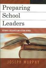 Preparing School Leaders