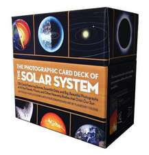 Photographic Card Deck of the Solar System: 126 Cards Featuring Stories, Scientific Data, and Big Beautiful Photographs of All the Planets, Moons, and Other Heavenly Bodies That Orbit Our Sun