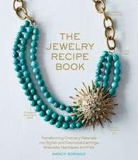 The Jewelry Recipe Book