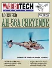 Lockheed Ah-56a Cheyenne-Wbt V. 27:  The Art of Mike Machat