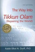 The Way Into Tikkun Olam:  Repairing the World
