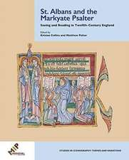 St. Albans and the Markyate Psalter
