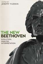 The New Beethoven – Evolution, Analysis, Interpretation