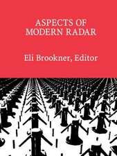 Aspects of Modern Radar