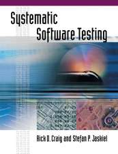 Systemic Software Testing