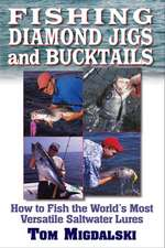 Fishing Diamond Jigs and Bucktails