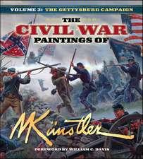 The Civil War Paintings of Mort Kunstler Volume 3:  The Gettysburg Campaign