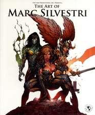 Art Of Marc Silvestri