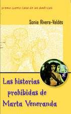 Las Historias Prohibidas de Marta Veneranda:  Cuentos