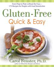 Gluten-Free Quick & Easy:  200+ Recipes for People with Food Sensitivities