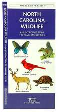 North Carolina Wildlife:  A Folding Pocket Guide to Familiar Species