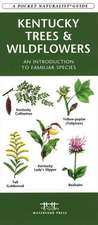 Kentucky Trees & Wildflowers:  An Introduction to Familiar Species