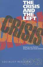 The Crisis and the Left