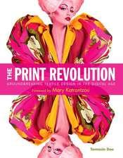 The Print Revolution:  Groundbreaking Textile Design in the Digital Age