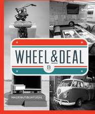 Wheel & Deal: Carts on Wheels