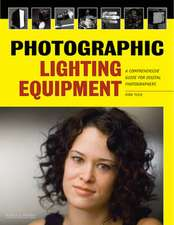 Photographic Lighting Equiptment: A Comprehensive Guide for Digital Photographers