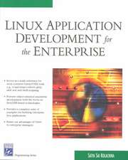 Linux Application Development for the Enterprise