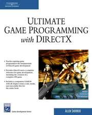 Sherrod, A: Ultimate Game Programming with Directx