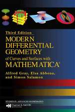 Abbena, E: Modern Differential Geometry of Curves and Surfac