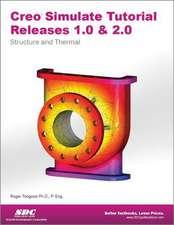 Creo Simulate Tutorial Releases 1.0 & 2.0