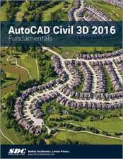 AutoCAD Civil 3D 2016 Fundamentals (ASCENT)