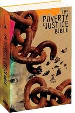Poverty & Justice Bible-CEV