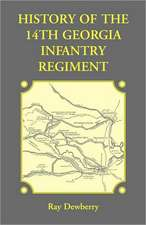 History of the 14th Georgia Infantry Regiment