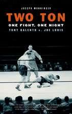 Two Ton: One Fight, One Night: Tony Galento V. Joe Louis