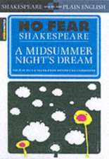 A Midsummer Night's Dream (No Fear Shakespeare):  Speech-Language Pathologists in Public Schools