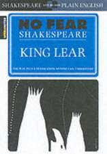 King Lear (No Fear Shakespeare):  Speech-Language Pathologists in Public Schools