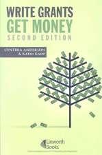 Write Grants Get Money