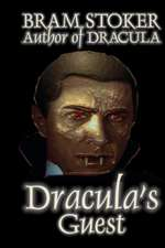 Dracula's Guest by Bram Stoker, Fiction, Horror, Short Stories