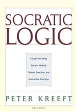 Socratic Logic 3.1e – Socratic Method Platonic Questions