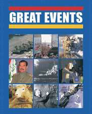 Press, S:  Great Events, 1900-2001