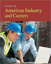 Survey of American Industry and Careers:  Print Purchase Includes Free Online Access