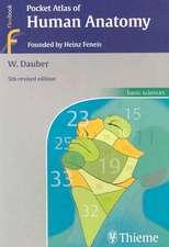 Pocket Atlas of Human Anatomy: Founded by Heinz Feneis